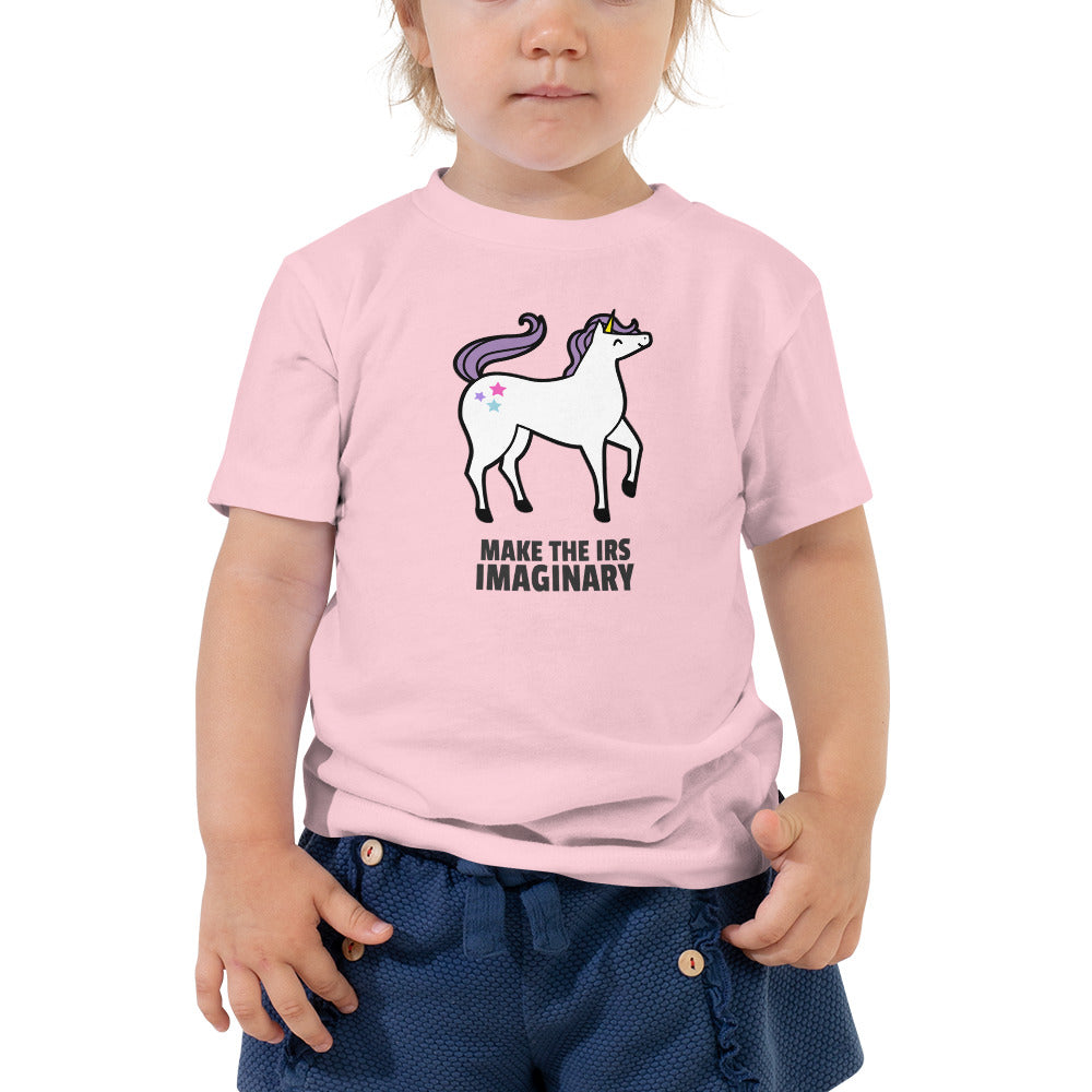 Make the IRS Imaginary Toddler T-Shirt