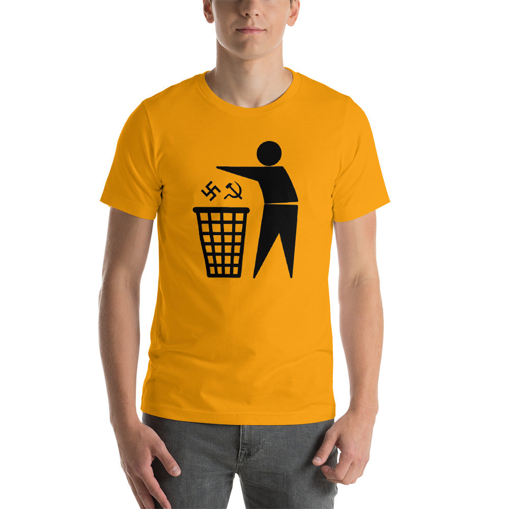 Nazi Commie Trash T-Shirt