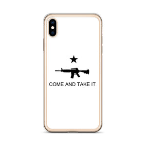 Come and Take it iPhone Case
