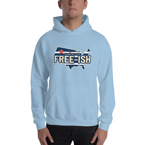 Land of the Free-ish Hoodie