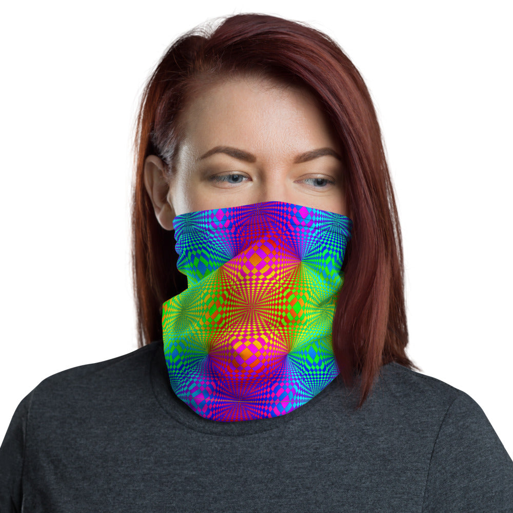 Colorful Neck Gaiter