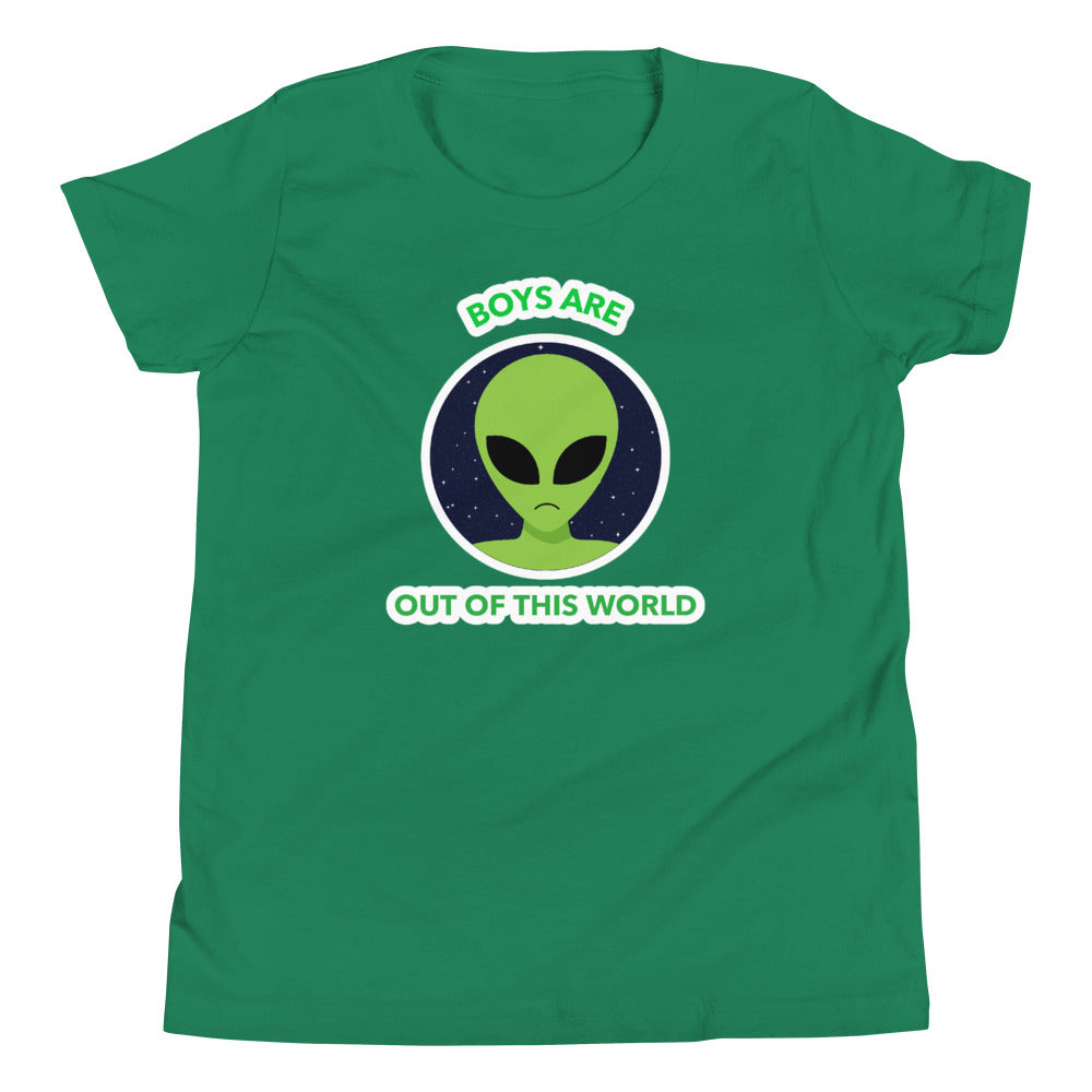 Boys Are Out of This World T-Shirt