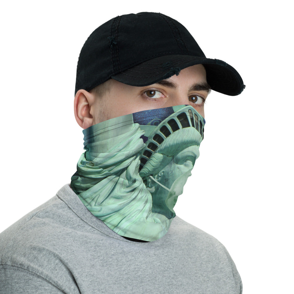 Statue of Liberty Neck Gaiter