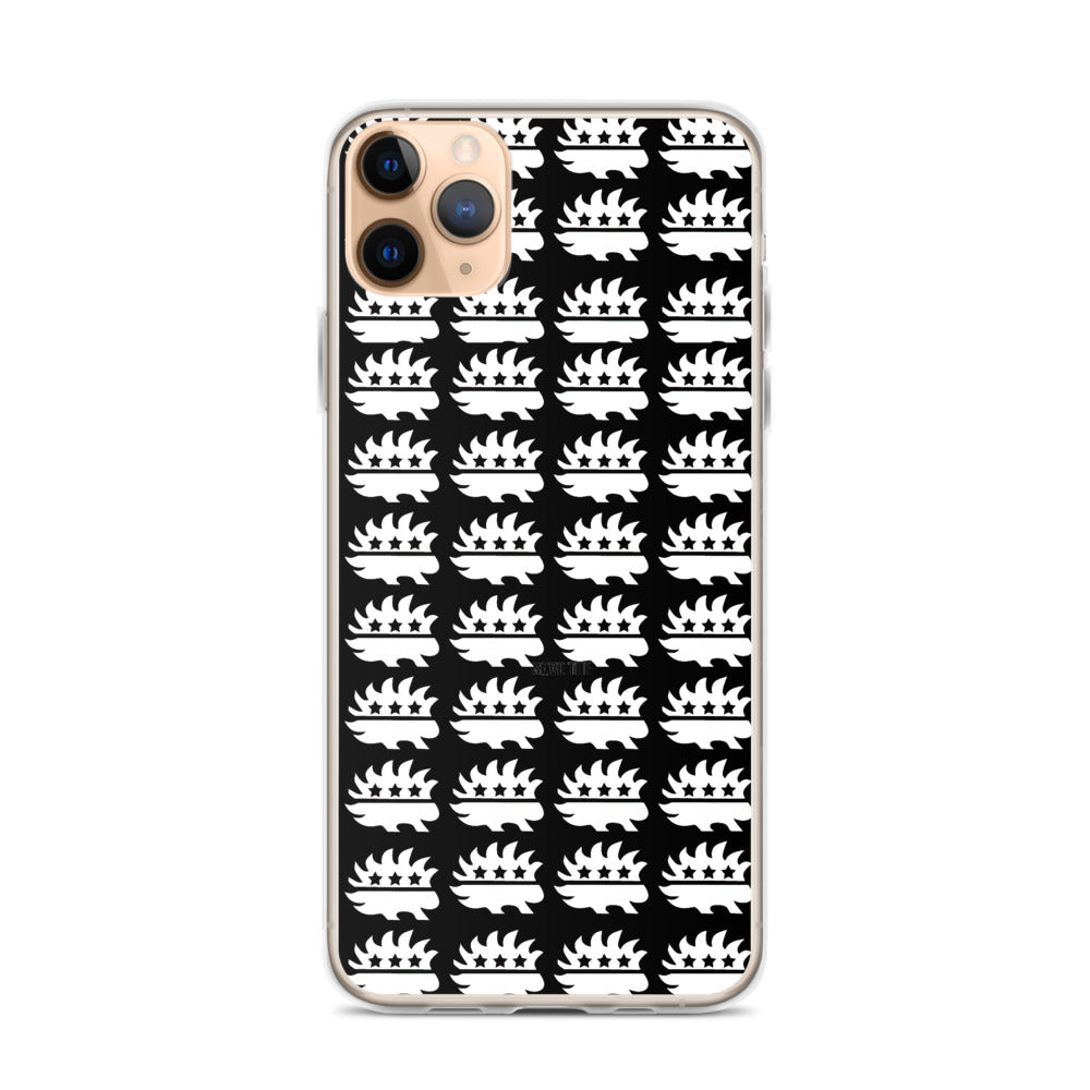 Porcupine iPhone Case