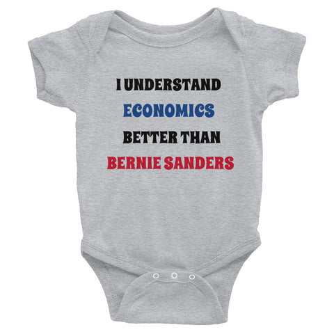 Better Than Bernie Sanders Infant Bodysuit