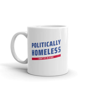 Politically Homeless Mug