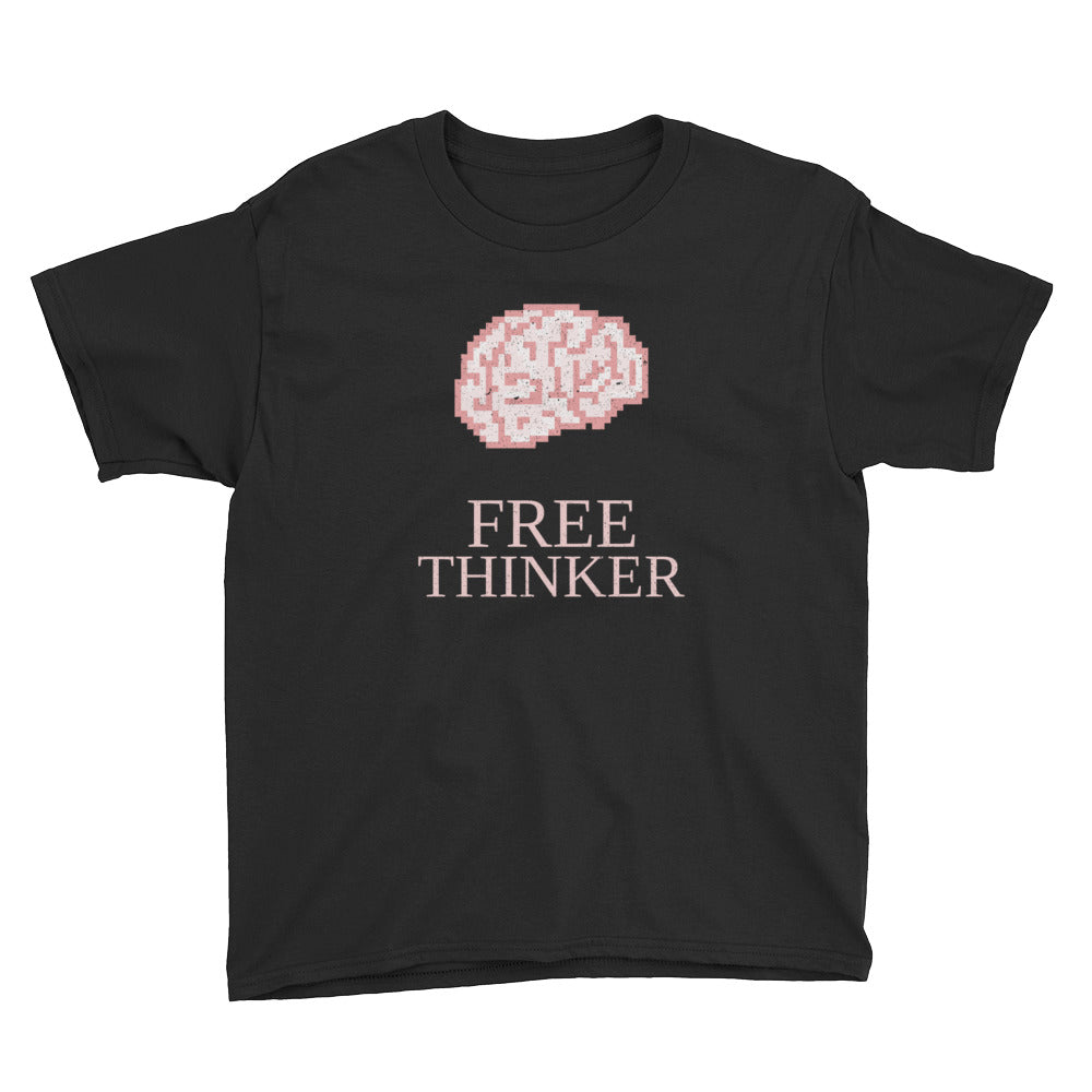 Free Thinker Kids' Shirt