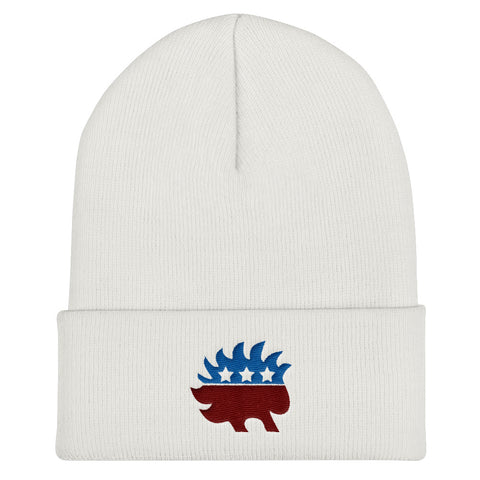 Libertarian Embroidered Beanie