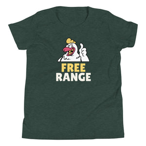 Free Range Chicken Kids' T-Shirt