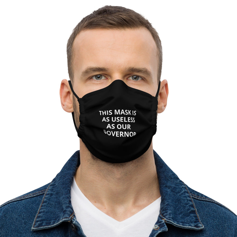 This Mask Is As Useless As Our Government Face Mask