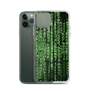 Matrix iPhone Case