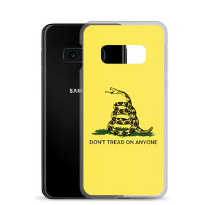 Don't Tread on Anyone Samsung Case