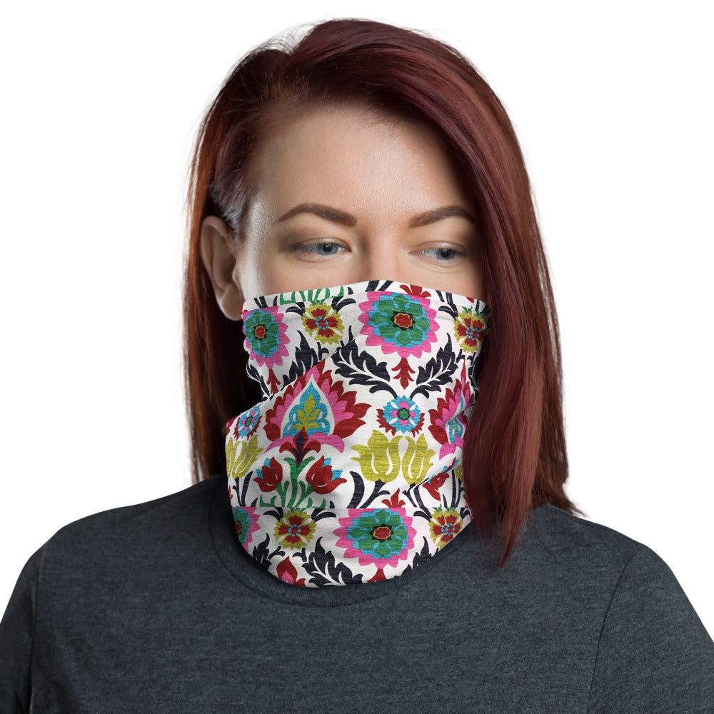 Flower Neck Gaiter