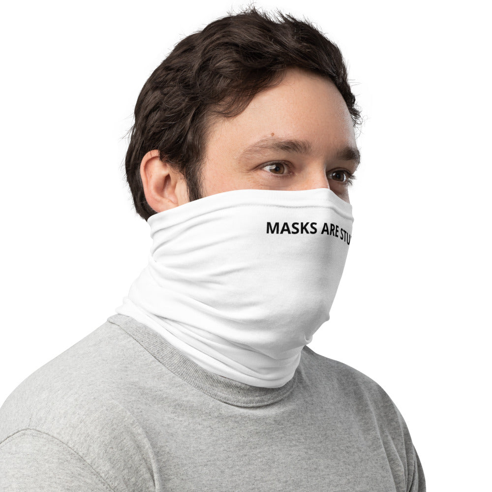 Masks are Stupid Neck Gaiter