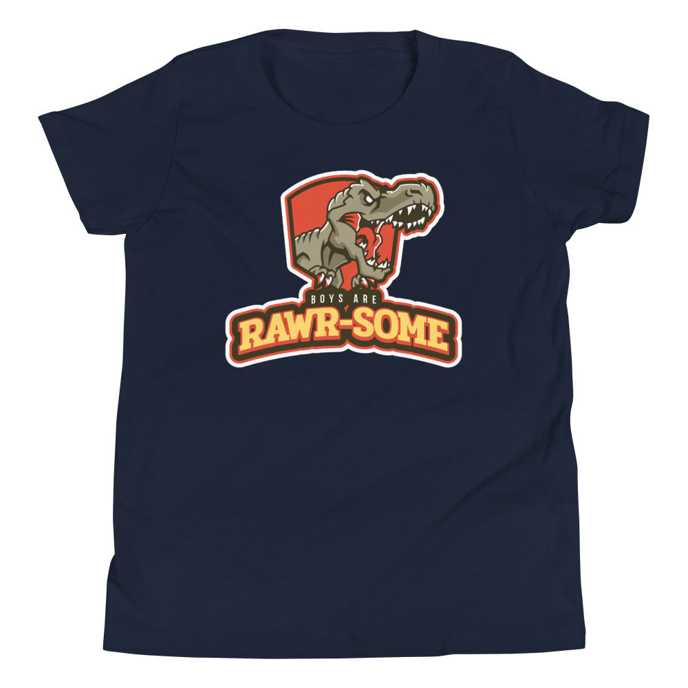Boys are Rawr-Some T-Shirt