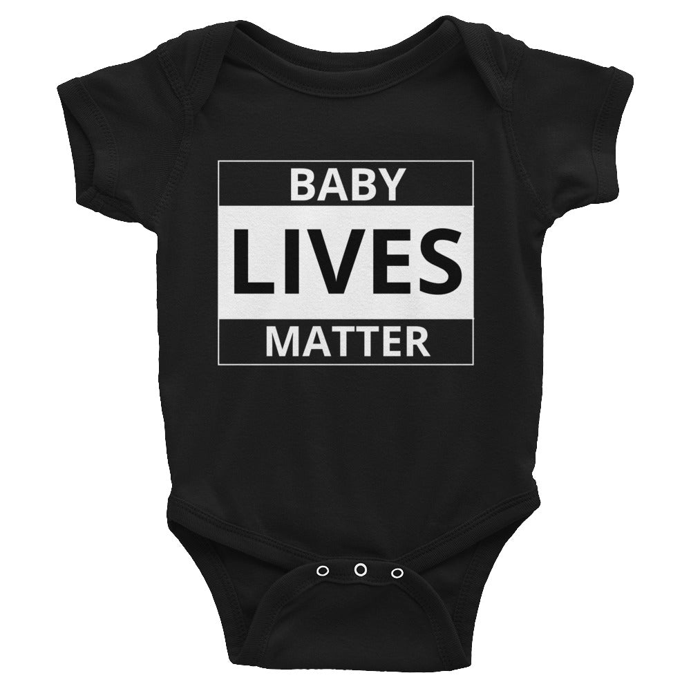 Baby Lives Matter Infant Bodysuit