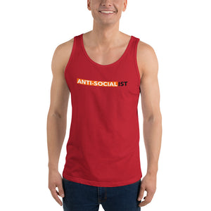 Anti-Socialist Tank Top