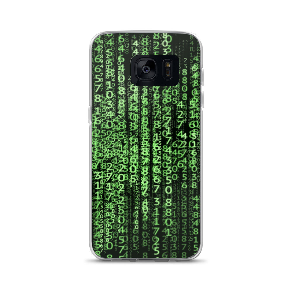 Matrix Samsung Case