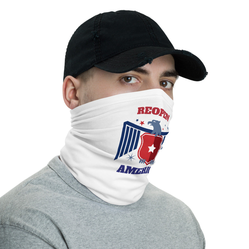 Reopen America Eagle Neck Gaiter