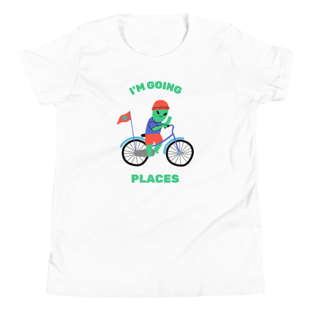 I'm Going Places T-Shirt