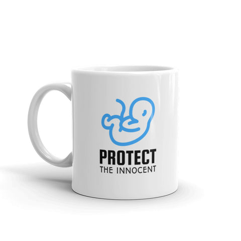 Protect the Innocent Mug