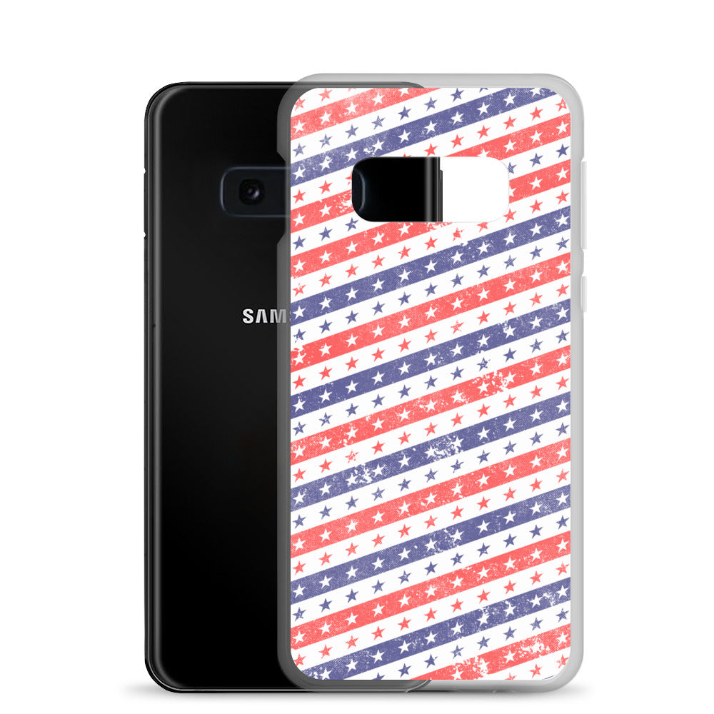 Stars and Stripes Samsung Case