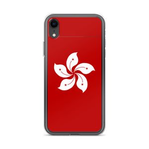 Hong Kong iPhone Case