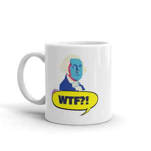 George Washington WTF Mug
