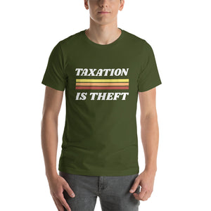 Retro Taxation is Theft T-Shirt