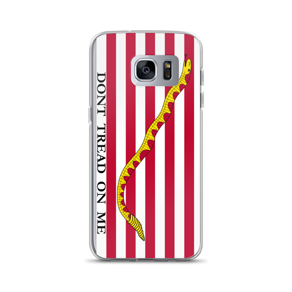 Navy Jack Flag Samsung Case