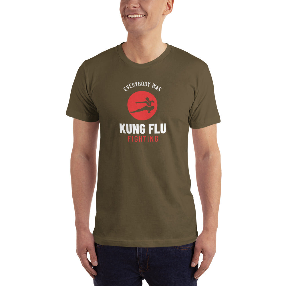 Everybody Was Kung Flu Fighting T-Shirt