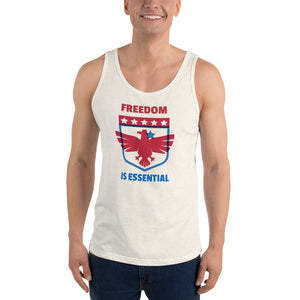 Freedom is Essential Tank Top