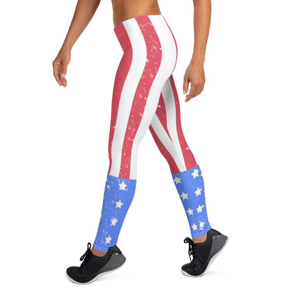 USA Leggings
