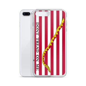 Naval Jack Flag iPhone Case