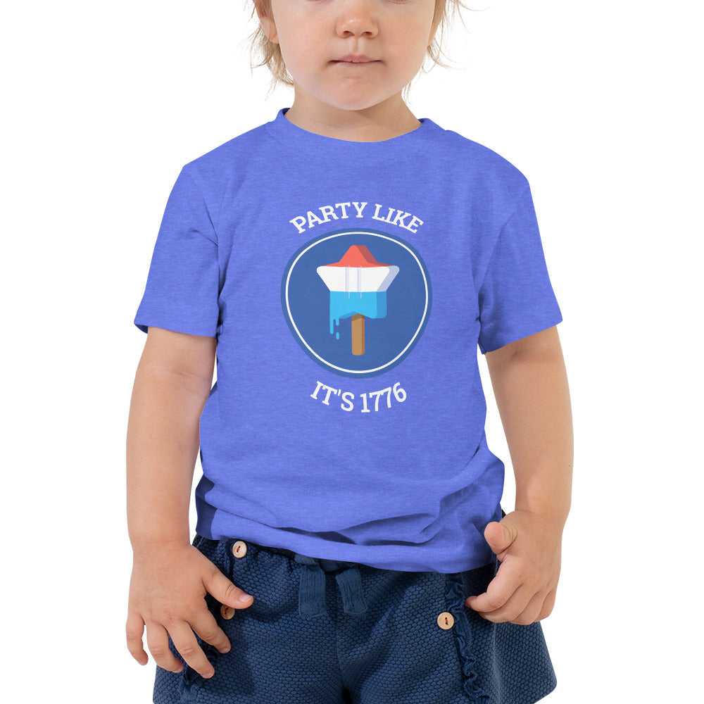Party Like It's 1776 Toddler T-Shirt