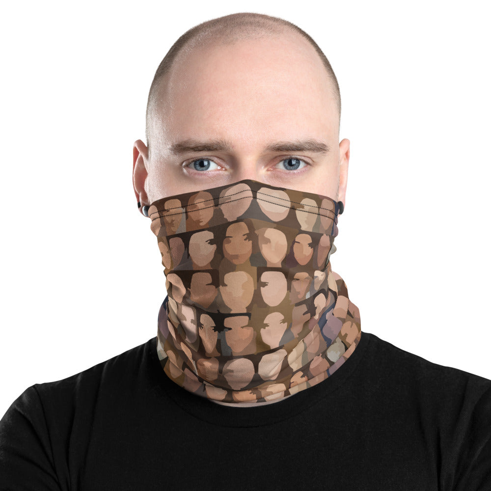 Anti-Facial Recognition Neck Gaiter