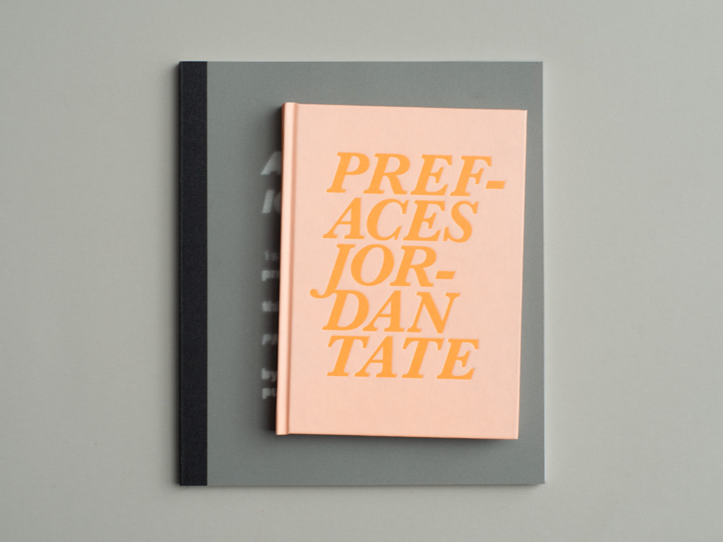 Prefaces by Jordan Tate