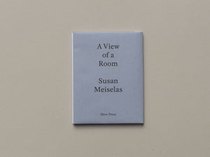 A View of a Room by Susan Meiselas