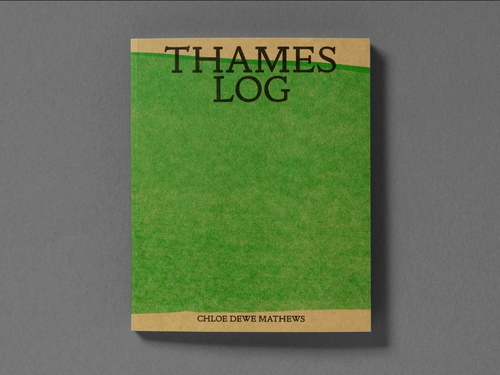 Thames Log by Chloe Dewe Mathews
