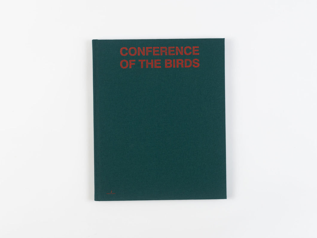 Conference of The Birds by Sybren Vanoverberghe