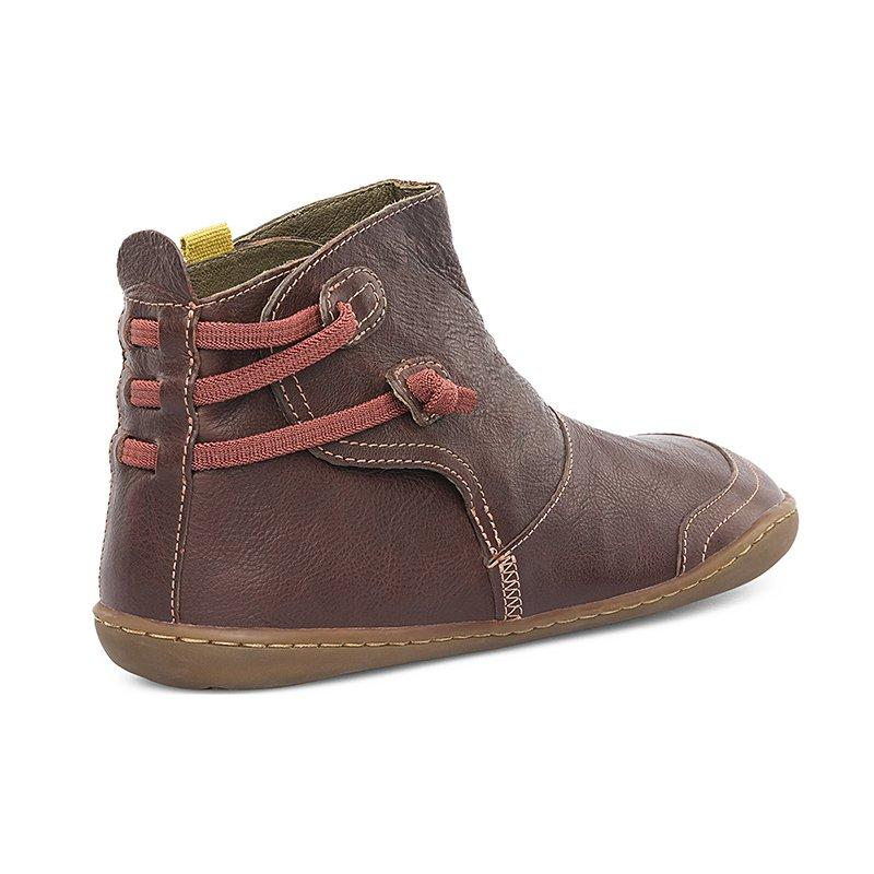Women Casual Soild Round Toe Daily Boots Shoes