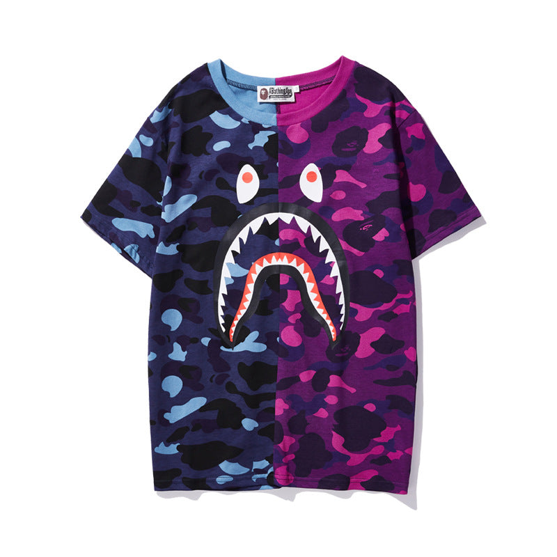 New Men's Street Fashion T-Shirt APE