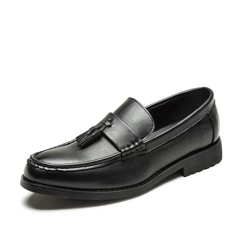 LovelyMs Dress Shoes Handmade Leather Oxfords Formal Shoes