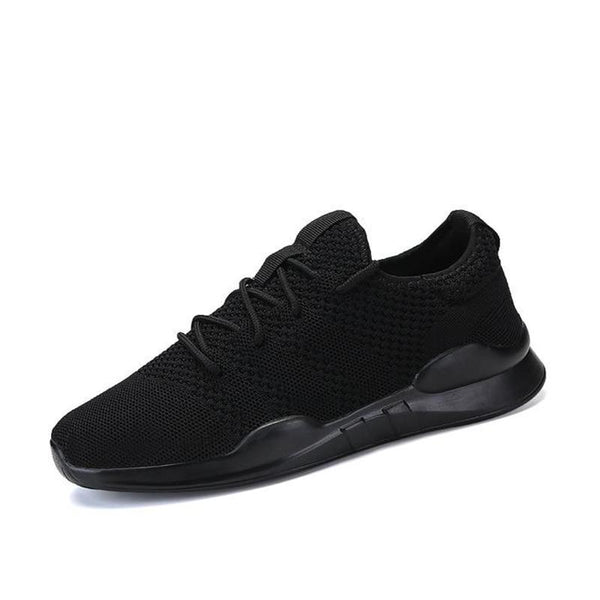LovelyMs Lace-Up Breathable Shoes Sneakers Mens Trainers