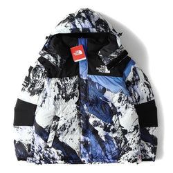 Fashion Snow Mountain Colorblock Jacket The North Face