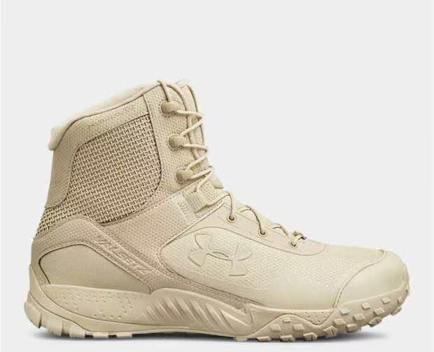 Men Combat Desert High Ankle Boots