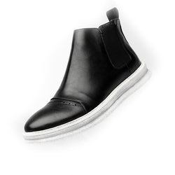 LovelyMs Genuine Leather Men Casual Comfortable Boots