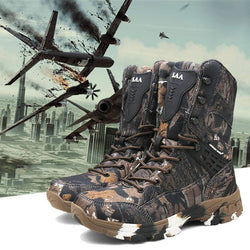 Waterproof Tactical Military Boots Desert Hiking Boots
