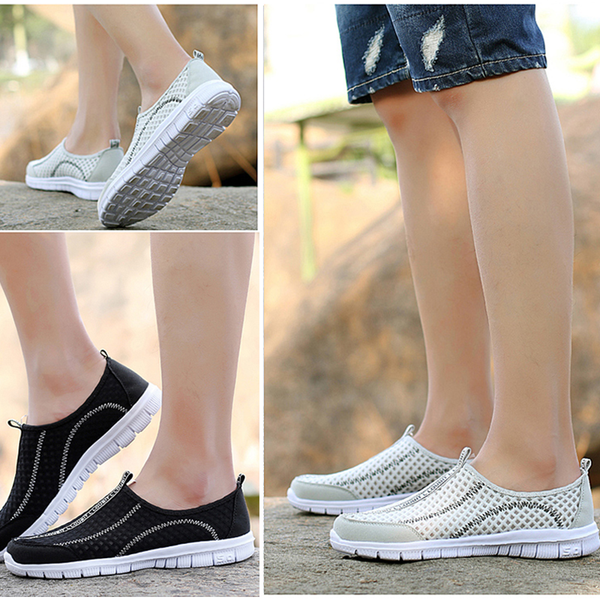 Fashion Men Summer Breathable Light Sneakers