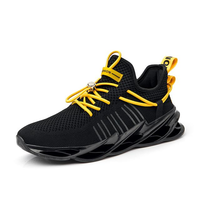 Men Blade Cushioning Lightweight Outdoor Sneakers